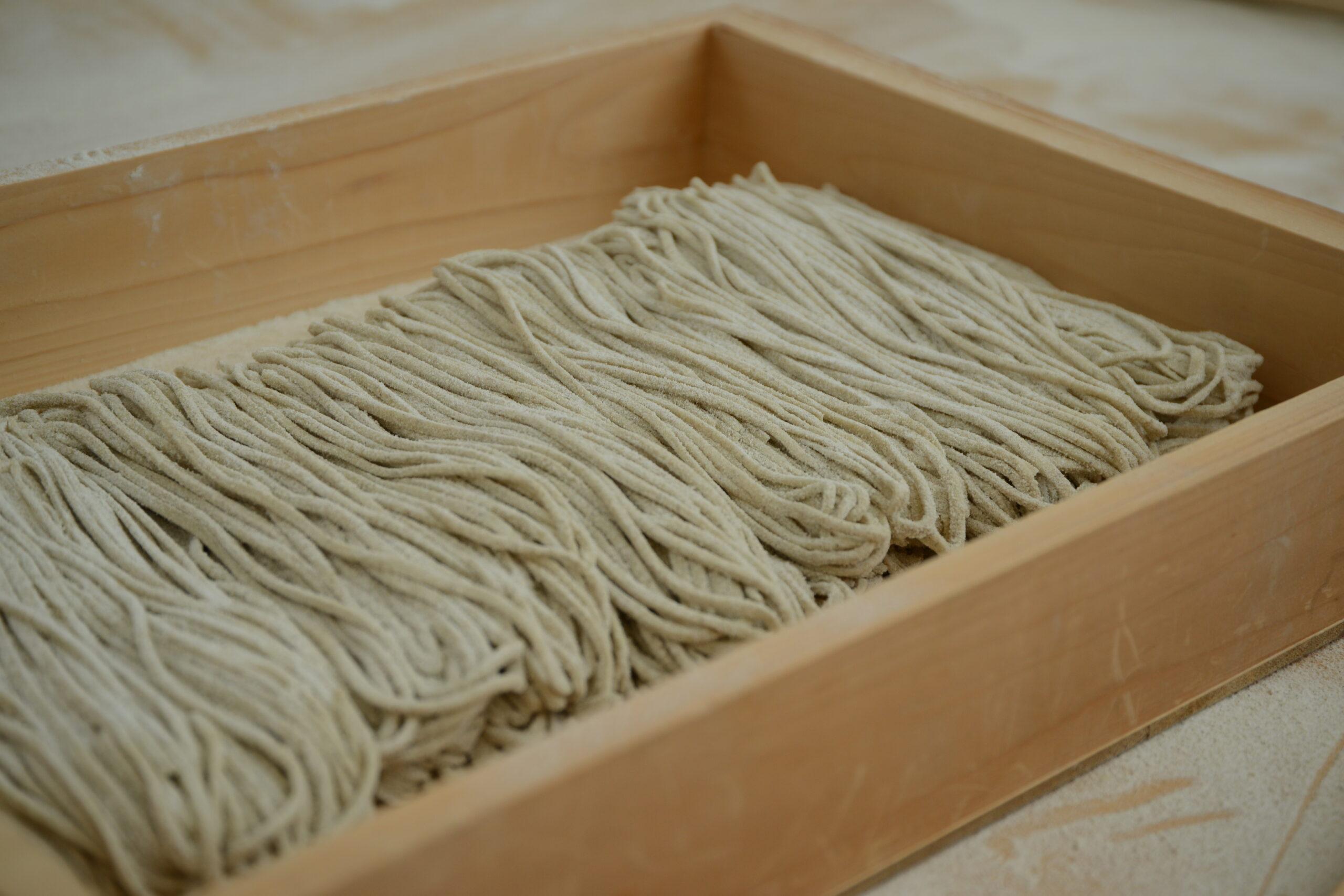こんなに種類があった!日本全国の蕎麦を紹介します